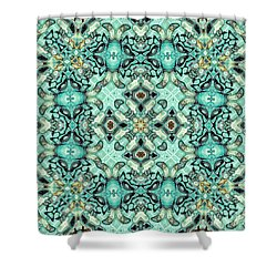 Tendresse 19 Shower Curtain by Aimelle