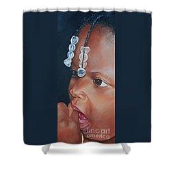 Teniya Shower Curtain