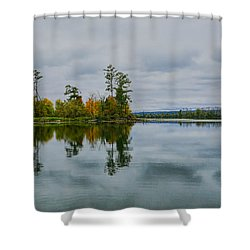 Tennesse River Shower Curtain
