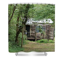 Terapin Station  Shower Curtain