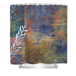 Terra Firma Shower Curtain