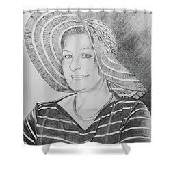 Tess Shower Curtain