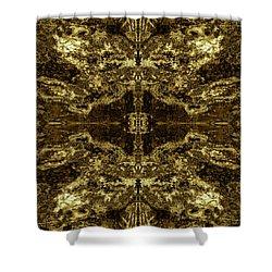 Tessellation No. 2 Shower Curtain