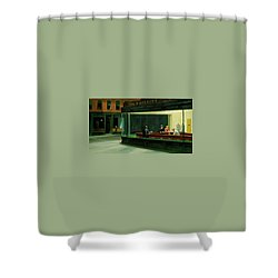Shower Curtain featuring the photograph Test Mountain by Sean McDunn