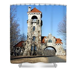 Testimonial Gateway Tower #1 Shower Curtain