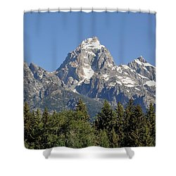 Teton Grande Shower Curtain