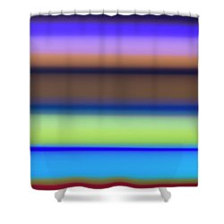 Tetra Shower Curtain