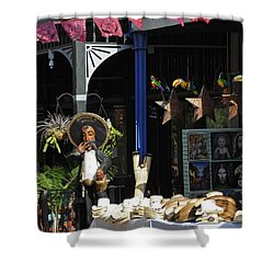Tex-mex Shower Curtain