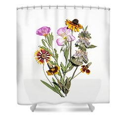 Texas Hill Country 1 Shower Curtain