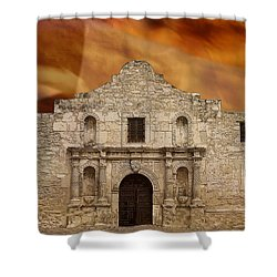 Texas Pride Shower Curtain