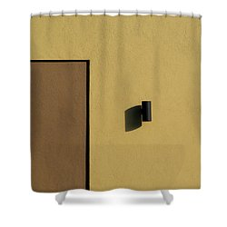 Texas Shadow Shower Curtain