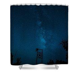 Texas Stars Shower Curtain