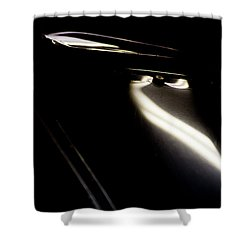 Shower Curtain featuring the photograph Th Art by Paul Job