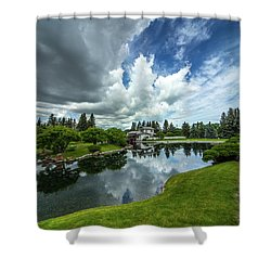 That Prairie Sky Shower Curtain