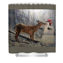 That'll Be Mine Shower Curtain