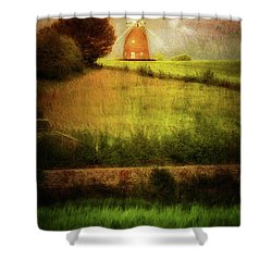 Thaxted Mill Shower Curtain