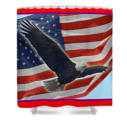 The American Shower Curtain