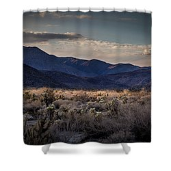 Shower Curtain featuring the photograph The American West by Peter Tellone