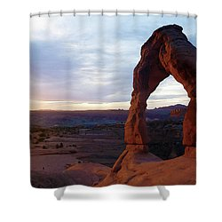 The Arch Shower Curtain