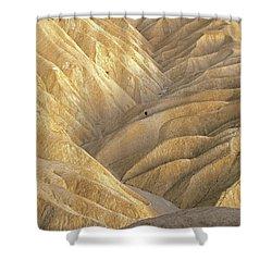 The Badlands Shower Curtain