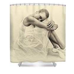 Le' Ballerina Shower Curtain