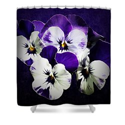 The Beauties Of Spring Shower Curtain by Gabriella Weninger - David
