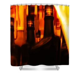 The Beautiful Colours Shower Curtain