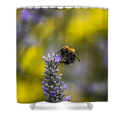 The Bees Knees Shower Curtain