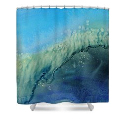 The Big Curl Shower Curtain