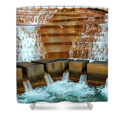 The Big Rush Shower Curtain