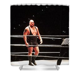 The Big Show Shower Curtain