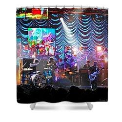 The Black Keys Kcmo Shower Curtain