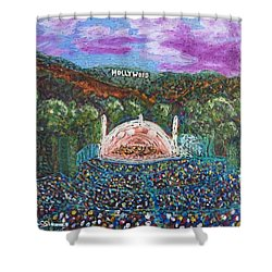 The Bowl Shower Curtain