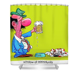 The Bozo Collection 2 Shower Curtain