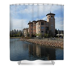 The Broadmoor  Shower Curtain