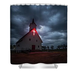 The Calling Shower Curtain