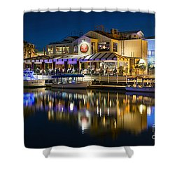The Cannery Restaurant Shower Curtain