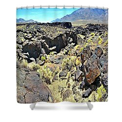 The Canyon Shower Curtain