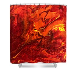 Chimera Shower Curtain