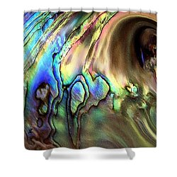 The Cave By Rafi Talby Shower Curtain by Rafi Talby