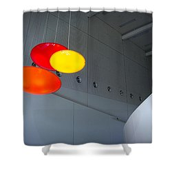 Shower Curtain featuring the photograph The Chamber by Tim Nichols