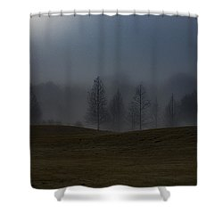 Shower Curtain featuring the photograph The Chosen by Annette Berglund
