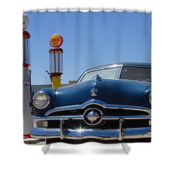 The Classics Shower Curtain by Elvira Butler