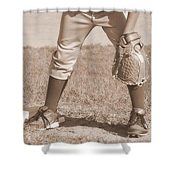 The Closer 2 Shower Curtain