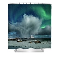 The Cloud I Shower Curtain