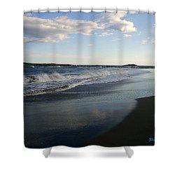 The Coast Shower Curtain