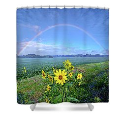The Covenant Shower Curtain