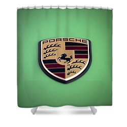 Shower Curtain featuring the photograph The Crest by ItzKirb Photography