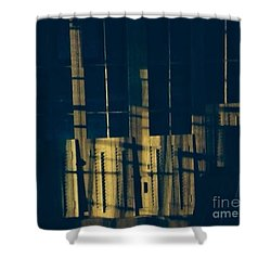 The Crosses Shower Curtain