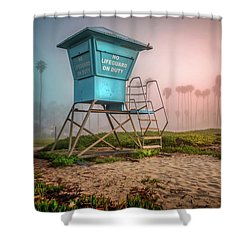 The Cubicle  Shower Curtain